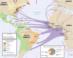 Map Of Caribbean And South America by Caribbean And African Medicine In The Hudson Valley Brian