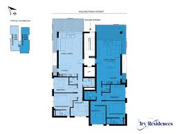 typical floor plan typical floorplan ivy residences