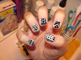 easy fake nails designs white 2015 best nails design ideas