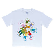 arthur u0026 friends flower white t shirt