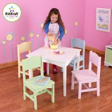 White Kids Desk And Chair Set by Kids Table U0026 Chair Sets Rosenberry Rooms