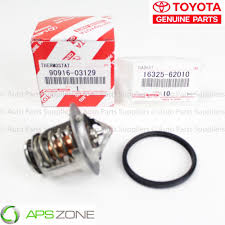 lexus rx330 thermostat genuine toyota lexus engine coolant thermostat with gasket oem