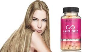 is hairfinity fda approved hairfinity healthy hair vitamins 60 count groupon