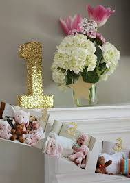 1st Birthday Party Ideas Decoration Twinkle Twinkle Little Star Birthday Party Ideas Glitter Mason