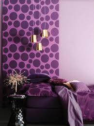 wandgestaltung schlafzimmer lila die besten 25 lila akzente ideen auf schlafzimmer