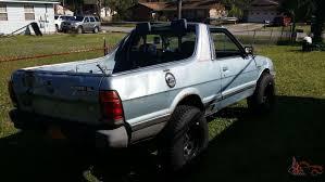 1985 Subaru Brat Gl Standard Cab Pickup 2 Door 1 8l