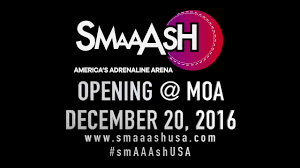 Map Mall Of America Smaaash Mall Of America Opening Dec 20th 2016 Youtube