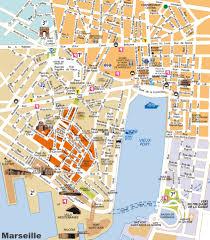 Notre Dame Campus Map Marseille City Center Map
