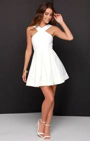graduation dresses pretty white graduation dresses getfashionideas