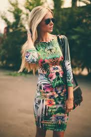 tropical prints are topical for summer 2014 just the design