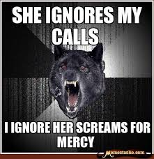 Insanity Wolf Memes - insanely wolf humor pinterest wolf insanity wolf and humour