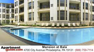 Homes For Rent In Pa by Mansion At Bala Apartments For Rent In Philadelphia Pa Youtube
