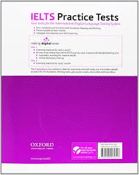 ielts practice tests with explanatory key and audio cds 2 pack