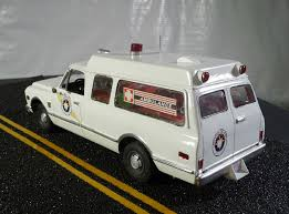 first chevy suburban the scale firehouse u2022 view topic 1970 chevy suburban ambulance