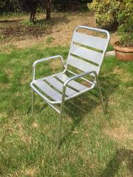 Aluminium Bistro Chairs Secondhand Chairs And Tables Outdoor Furniture