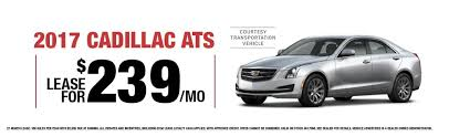 lease cadillac ats monthly lease specials bill delord buick gmc cadillac