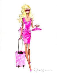 moschino barbie illustration robert barbie artwork