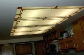 Kitchen Fluorescent Light Fixtures - decorative kitchen lighting u2013 contemplative cat