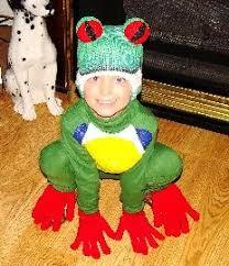 fantastic frog costume for a first grader frog costume frogs