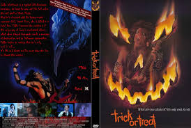 halloween music cd the horrors of halloween trick or treat 1986 newspaper ads vhs
