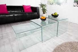 tableau verre transparent pour ecrire table basse en verre transparent lexy xl