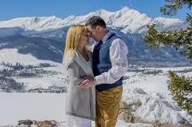 colorado weddings colorado winter weddings get married in the snow