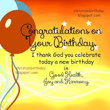 christian birthday message christian birthday free cards