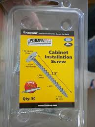 Kitchen Cabinet Fasteners How To Hang Cabinets S Big Idea