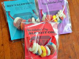 candy valentines kids craft candy necklace valentines hgtv