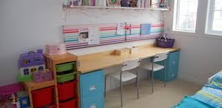 Ikea Kids Desk Delighful Diy Kids Desk Ideas Great 20 Transformations Craft