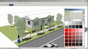 sketchup trees and shrubs youtube
