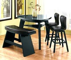 triangle pub table set pub dining set with bench zhangyang site