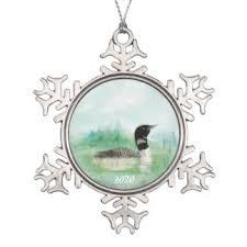 common loon ornaments keepsake ornaments zazzle