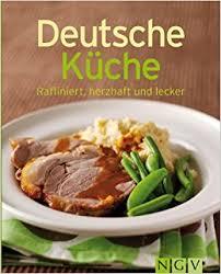 deutsche küche deutsche küche 9783625126881 books