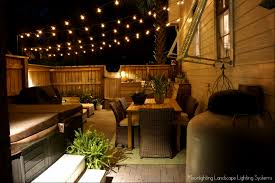 outdoor string lights for patio outdoor string lights sacharoff decoration