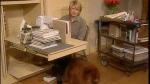 video how to create a sewing room in a closet martha stewart
