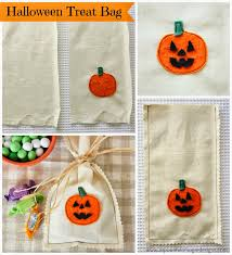 halloween treat bags a spoonful of sugar