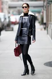 13 looks del street style en blanco y negro que querrás copiar