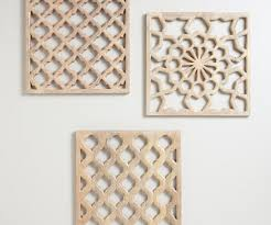 marvelous cole grey piece wood wall piece wood wall set all to