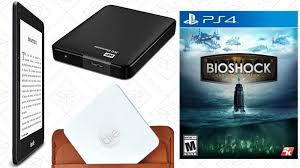 amazon black friday dual hard drive docking station sale sunday u0027s best deals amazon gadgets tile slim bioshock
