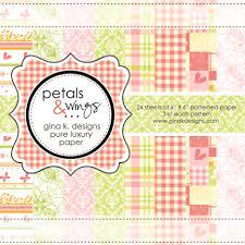 patterned paper k designs llc