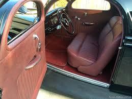 art deco 36 ford coupe custom sold custom car chroniclecustom