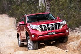 prado 2016 2016 toyota land cruiser prado introduced in australia u2013 new 2 8l