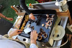 cuisine sur plancha la cuisine s invite dans les jardins galerie photos d article 6 11