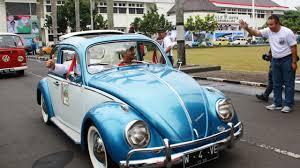 volkswagen indonesia ribuan volkswagen tumpah di tasikmalaya sportku com