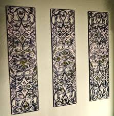 Wrought Iron Patio Doors by Articles With Wrought Iron Wall Art Tag Wrought Iron Wall Art