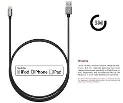 amazon ipod nano black friday 10 best volts black lightning to usb cable nylon braided charger