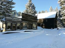Winter Deals On S Winter Cabin Deals Garnet Ghost Town Montana S Best