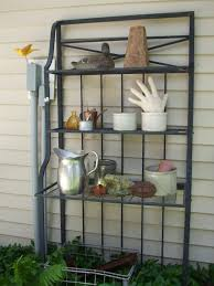 Decorating A Bakers Rack Ideas Second Hand Rose Decorating Our Yards And Gardens