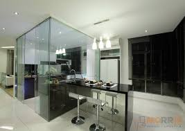 modern dry kitchen excellent wet and dry kitchen design gallery best inspiration